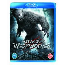 Attack Of The Werewolves Blu-ray Brand New