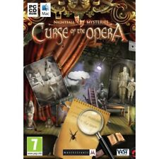 Nightfall Mysteries Curse Of The Opera Game PC - Brand New!