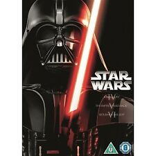 Star Wars The Original Trilogy (Episodes IV-VI) DVD Brand New
