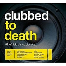 Clubbed To Death CD