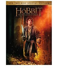 The Hobbit: The Desolation of Smaug Two-Disc Special Edition DVD - Brand New!
