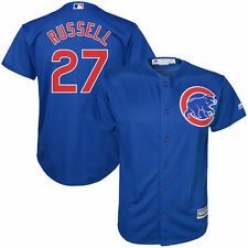 Addison Russell Majestic Chicago Cubs Baseball Jersey - MLB