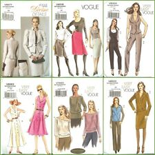 OOP Vogue Sewing Pattern Misses Plus Size 14 16 18 20 You Pick