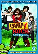 Walt Disney - Camp Rock - Extended Rock Star Edition - NEW & SEALED - DVD