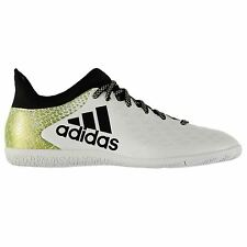 adidas Mens X 16.3 Indoor Court Trainers Lace Up Football Sports Shoes