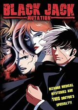 Black Jack - Vol. 9: Mutation (DVD, 2005) *