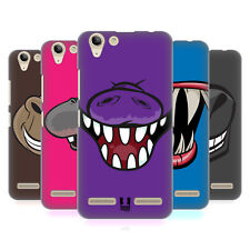 HEAD CASE DESIGNS GRINS HARD BACK CASE FOR LENOVO VIBE K5