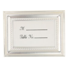 Vintage Wedding Party Place Name Card Table Card Holder Photo Frame Style