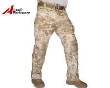 EMERSON G3 Tactical Combat Pants Army Military Trousers w/ Knee Pads Sandstorm