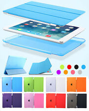 For iPad 2 3 4 Mini Air 1 2 Slim Leather Magnetic Smart Case Stand Cover 2 in 1