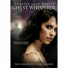 Ghost Whisperer - The Complete First Season (DVD, 2006, 6-Disc Set) Like New
