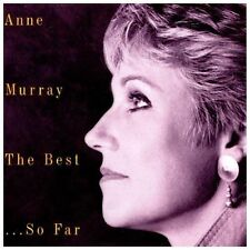 The Best ...So Far Anne Murray Audio CD