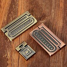 1pc Door Knobs Wardrobe Cabinet Drawer Kitchen Cupboard Zinc Alloy Pull Handles