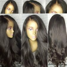 Lace Frontal Wig Brazilian Virgin Human Hair 360 Full Lace Wig Real 130 Denisty