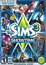 The Sims 3: Showtime - PC/Mac Electronic Arts Video Game