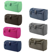 Large Capacity Hanging Toiletry Travel Wash Organizer Case Cosmetic Makeup Bag