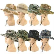 Camouflage Military Hunting Army Outdoor Sports Fishing Hat Cap Accessories DH