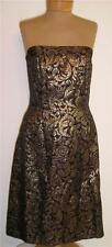NEW $188 TALBOTS Womens Strapless Cocktail Evening Party  Dress 10P  NWT