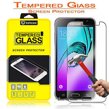 Premium Tempered Glass Screen Protector Skin For Samsung Galaxy J3 / Amp Prime
