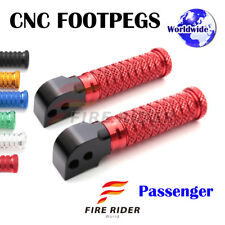 FRW CNC 6Color Rear Footpegs For Yamaha BT1100 Bulldog All Year