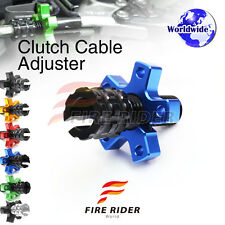 FRW 6Color CNC Clutch Cable Adjuster For Suzuki VX 800 91-93 91 92 93