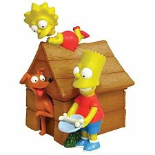 Westland Giftware Bank The Simpsons Bart Lisa Figural Coin Money Piggy Kids