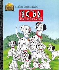 101 Dalmatians (Walt Disney's Classics) (Little Golden Books) Justine Korman~Wa