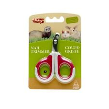 Hagen Living World SM ANIMAL NAIL TRIMMERS Rabbit,Chinchilla,Guinea Pig,Ferret