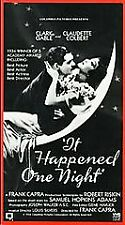 It Happened One Night [VHS] Clark Gable, Claudette Colbert, Walter Connolly, Ro