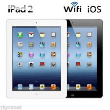 Apple iPad 2 WiFi Tablet 2nd Generation 9.7in 16GB/32GB/64GB iOS Good Condition