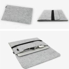 Wool Felt Sleeve Laptop Tablet Case Cover Bag For Apple Mac MacBook Air Pro
