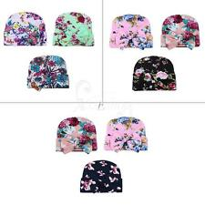 Cute Newborn Baby Infant Girl Kid Toddler Comfy Bowknot Hospital Cap Beanie Hat