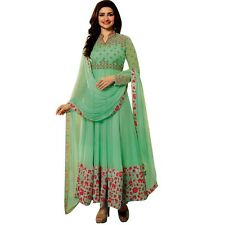 Designer Anarkali Suit Salwar Kameez Bollywood Dress Indian Pakistan-Prachi-4743