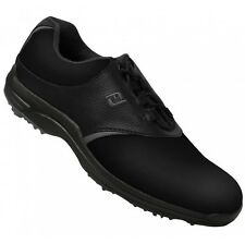 FootJoy Mens GreenJoys Closeout Golf Shoes 45538 – Black - New