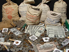 ☆OLD US COINS ESTATE SALE LOT  ☆ GOLD SILVER BULLION☆ CURRENCY☆ 50 YEARS OLD+A