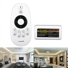 2.4G RF Wireless 4-Zone Touch Remote +  Color Temperatur Adjustable Led Control