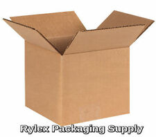 12x8x4 Corrugated Boxes Packing Shipping Moving Cardboard Cartons