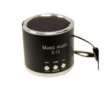 USB Mini Speaker Portable Stereo Music FM Player Micro SD TF Laptop PC MP3 iPod