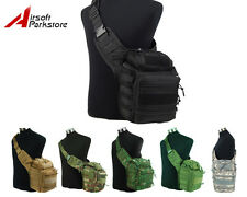 1000D Tactical Military Molle Shoulder Sling Bag Backpack Airsoft Hunting Hiking