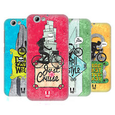 HEAD CASE DESIGNS BICYCLE LOVE HARD BACK CASE FOR HTC ONE A9s