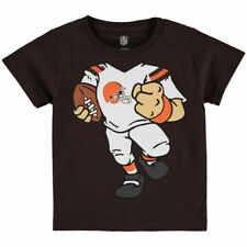Cleveland Browns Outerstuff Toddler Football Dreams  T-Shirt - Brown