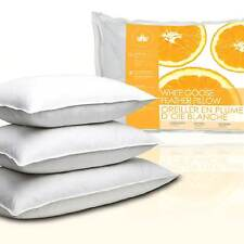 Canadian Down and Feather Company White Goose Feather Pillows (Set of 2)