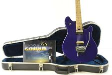 Peavey USA EVH Wolfgang Special Electric Guitar - Purple w/OHSC