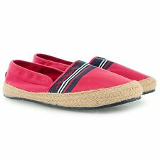 PEPE JEANS SAIL CAMPING [SIZE 41 / 42 / 43 / 44 / 45 ] ESPADRILLES RED