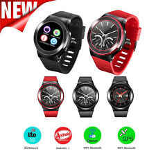 ZGPAX GSM 8G Quad Core Android 5.1 Smart Watch With 5.0 MP Camera GPS WiFi