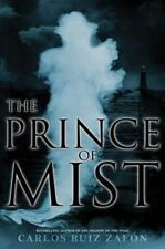 The Prince of Mist Zafon, Carlos Ruiz Hardcover