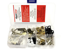 YKK Zipper Repair Kit Solution Clothing or Outdoor Pulls Pack in Easy Container