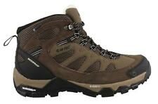 Hi Tec Riverstone Ultra Wp  Boots Leather Mens Hiking Shoes