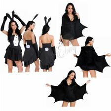 Vampire Bat Batgirl Bunny Rabbit Cosplay Party Fancy Dress Costume Clothes women