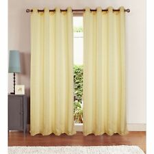 RT Designers Collection Luxe Jacquard Grommet Curtain Panel